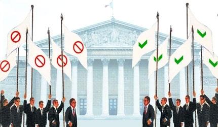 Municipales 2014, UMPFN, Union des droites, mondialisme, mégapoles, hyperdémocratie, démocratie directe, clivage droite/gauche